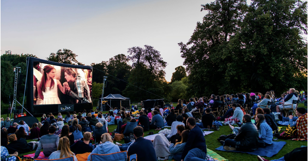 GET READY FOR A SUMMER OF CINEMA UNDER THE STARS AT CHISWICK HOUSE